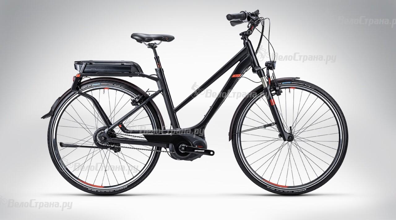 Велосипед Cube Delhi Hybrid SL (2015) 2015 csm360