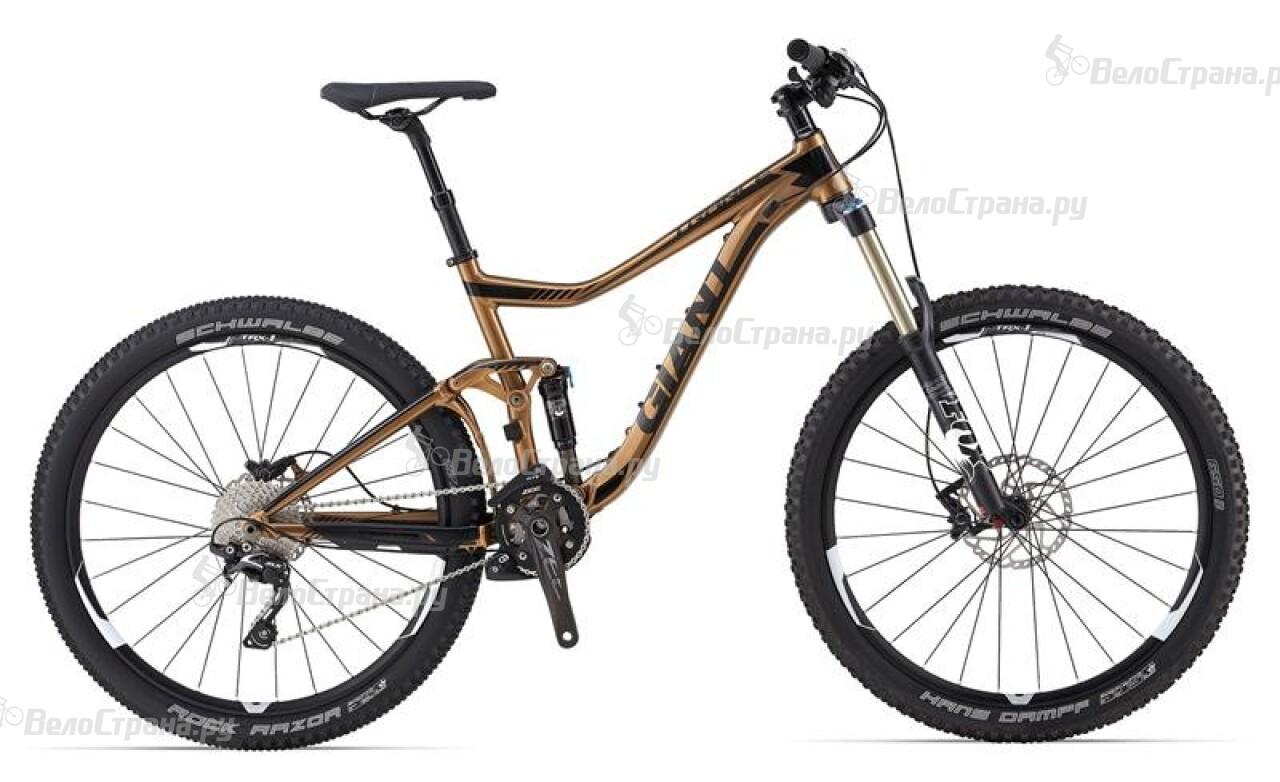 Велосипед Giant Trance SX 27.5 (2014)