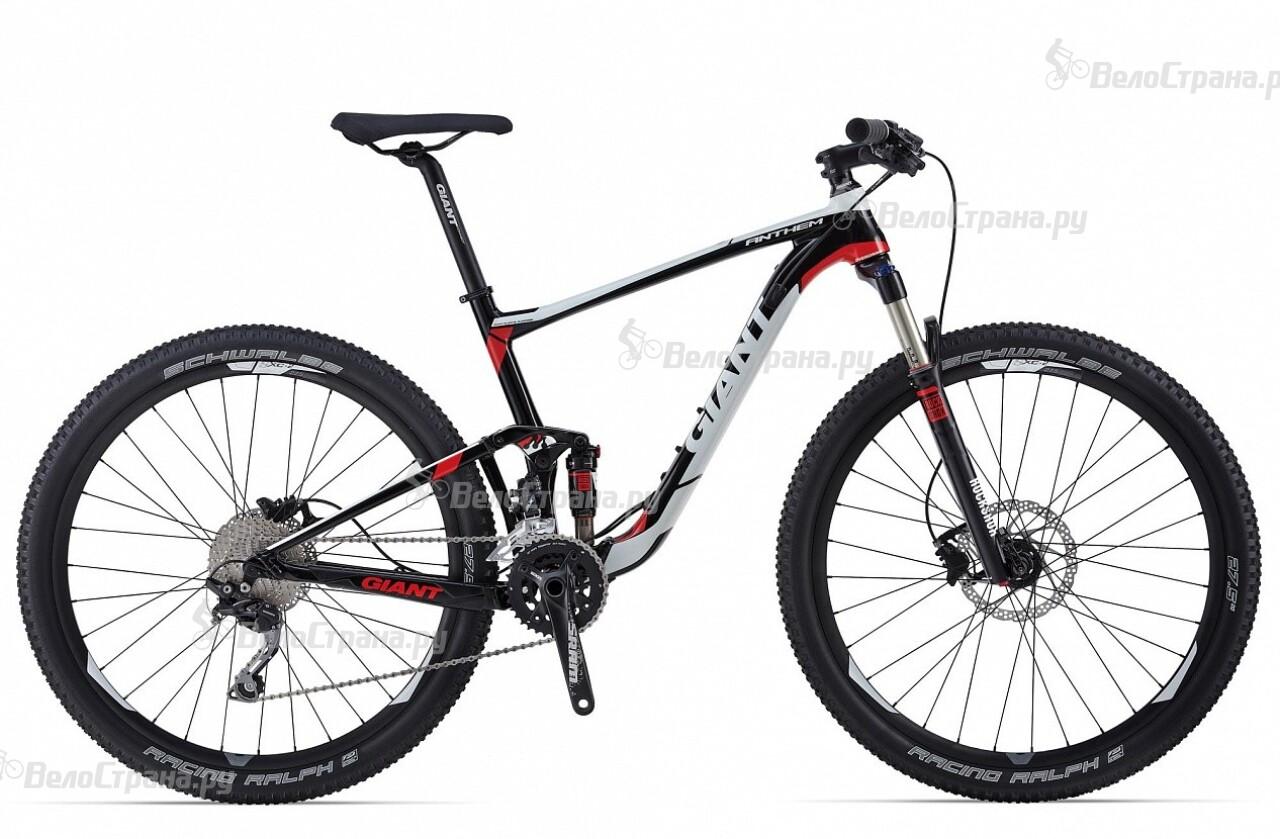 Велосипед Giant Anthem 27.5 3 (2014) the gaslight anthem the gaslight anthem get hurt