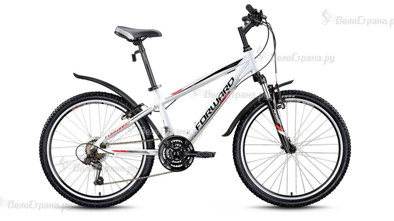 Велосипед Forward Twister 1.0 (2016) велосипед forward terra 1 0 2016 18 navy white