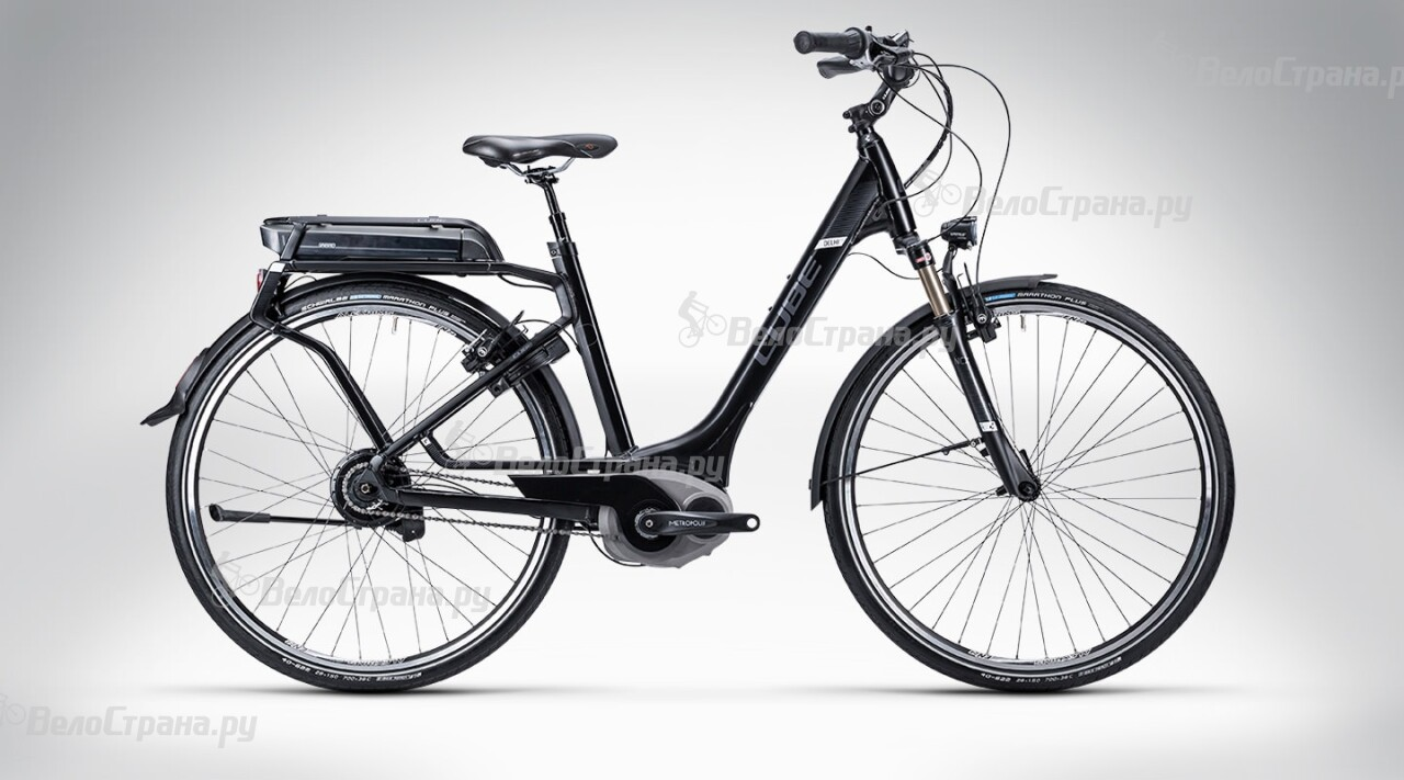 Велосипед Cube Delhi Hybrid Pro (2015)