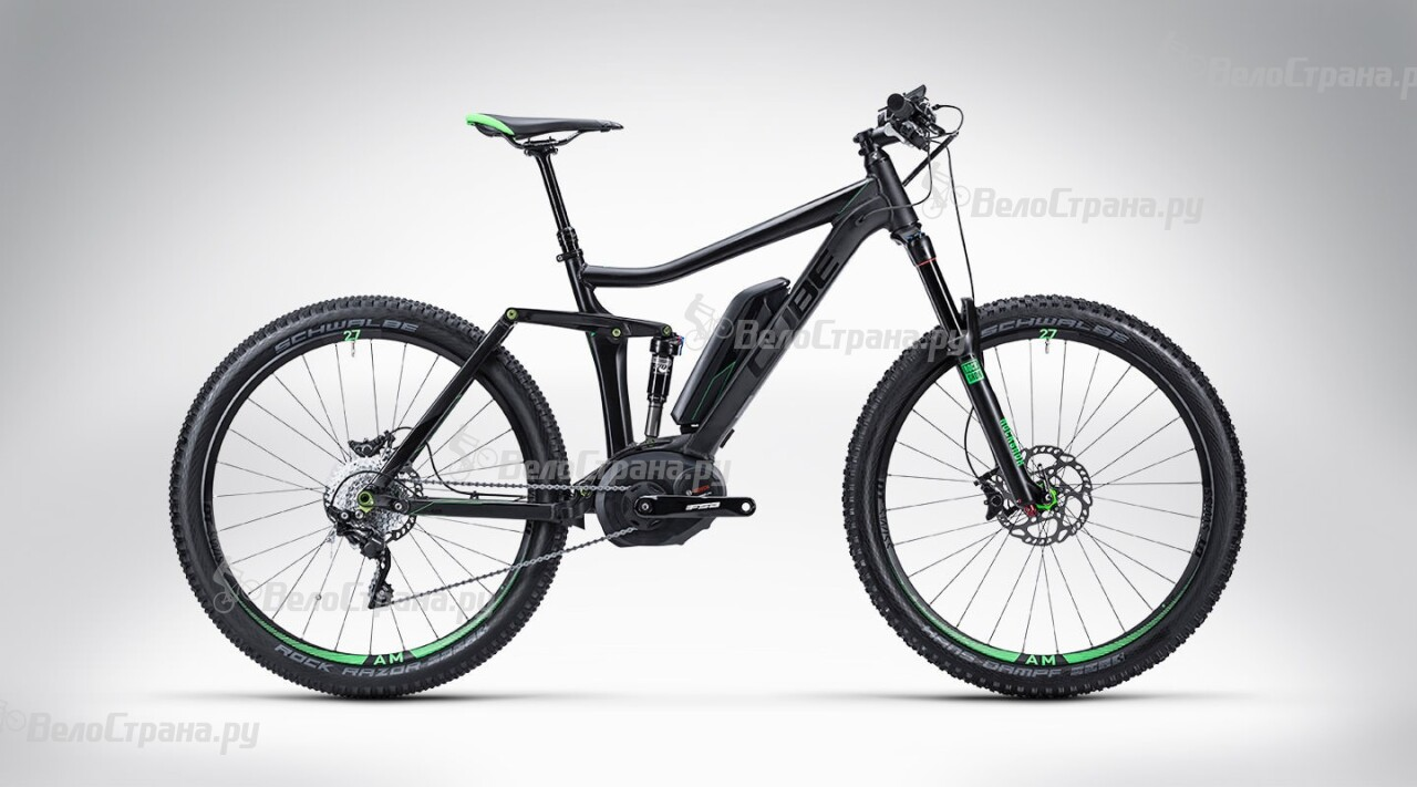 Велосипед Cube Stereo Hybrid 140 HPA Race (2015) велосипед cube stereo 150 hpa race 27 5plus 2016