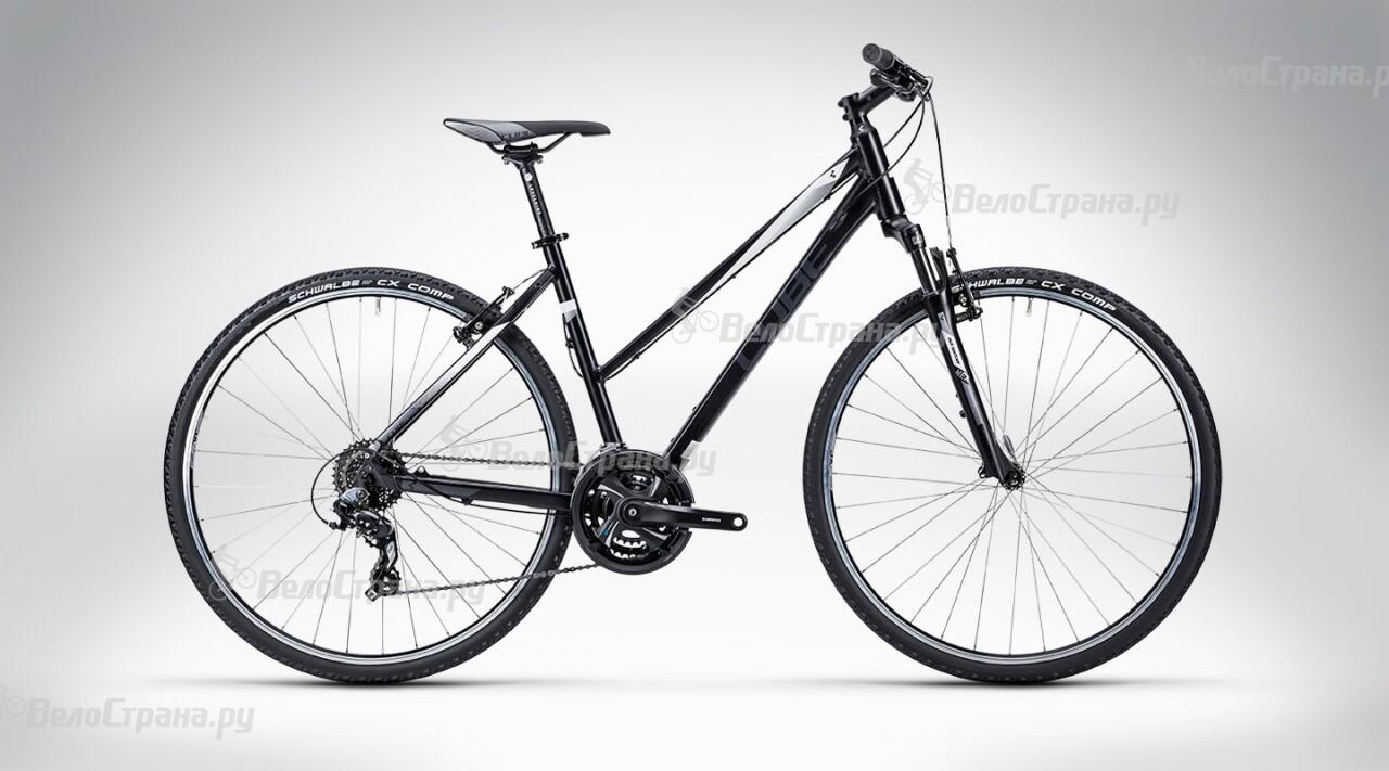 Велосипед Cube Curve (2015)