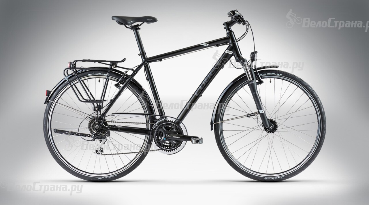 Велосипед Cube Town (2014) roland m cube gxr