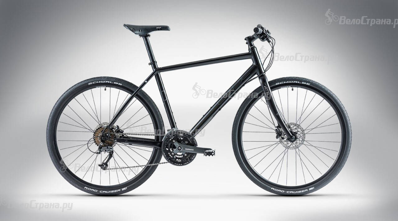 Велосипед Cube Hyde (2014) велосипед cube hyde pro 2014