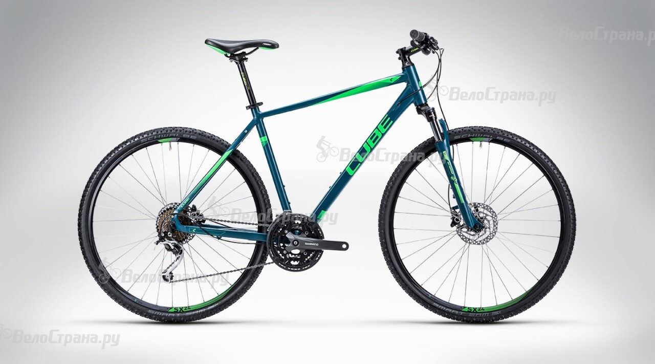 Велосипед Cube Nature (2015) велосипед cube nature allroad 2015