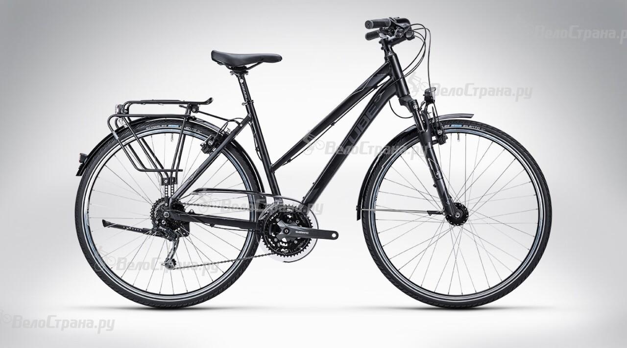Фото Велосипед Cube Touring One (2015) 2015 csm360