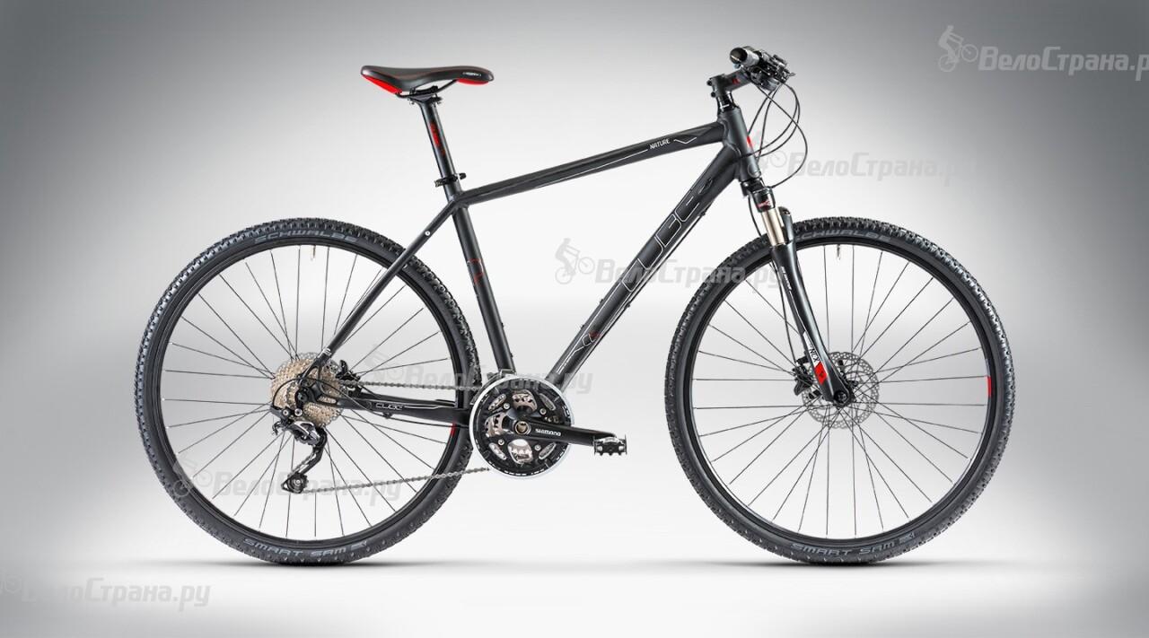 Велосипед Cube Nature Pro (2014)