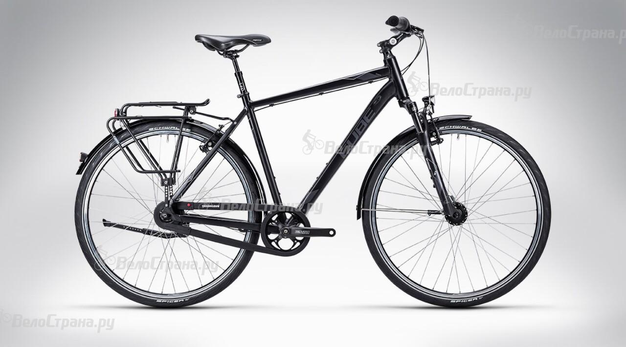 Велосипед Cube Town Pro (2015) велосипед cube town hybrid 2014