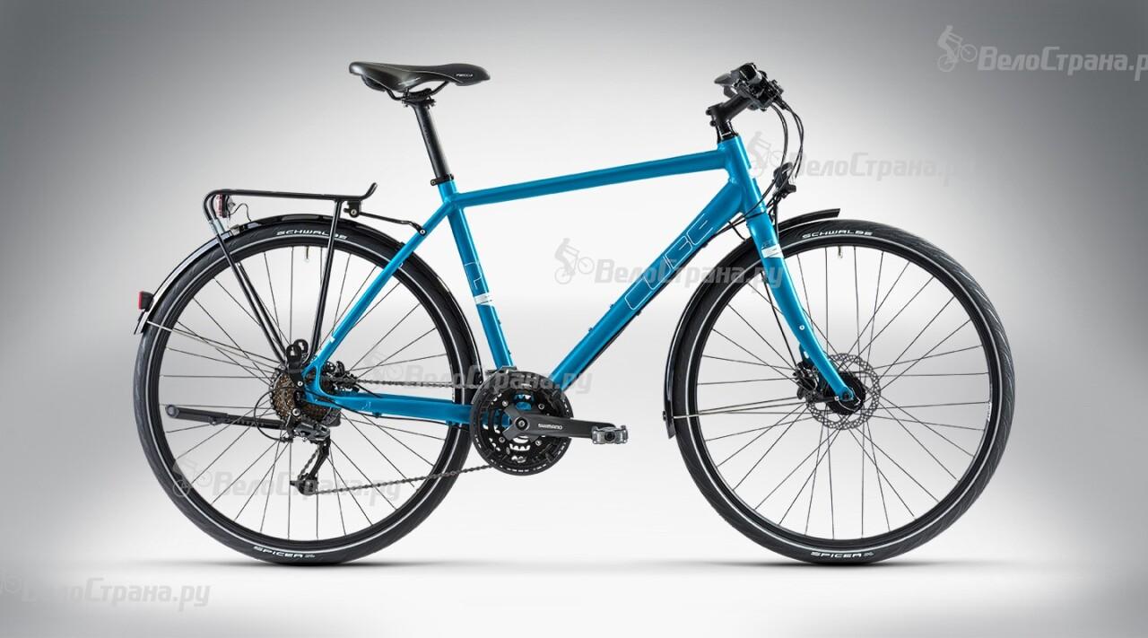 Велосипед Cube Travel Pro RF (2014) вилка chilli pro fork c5 hic violet