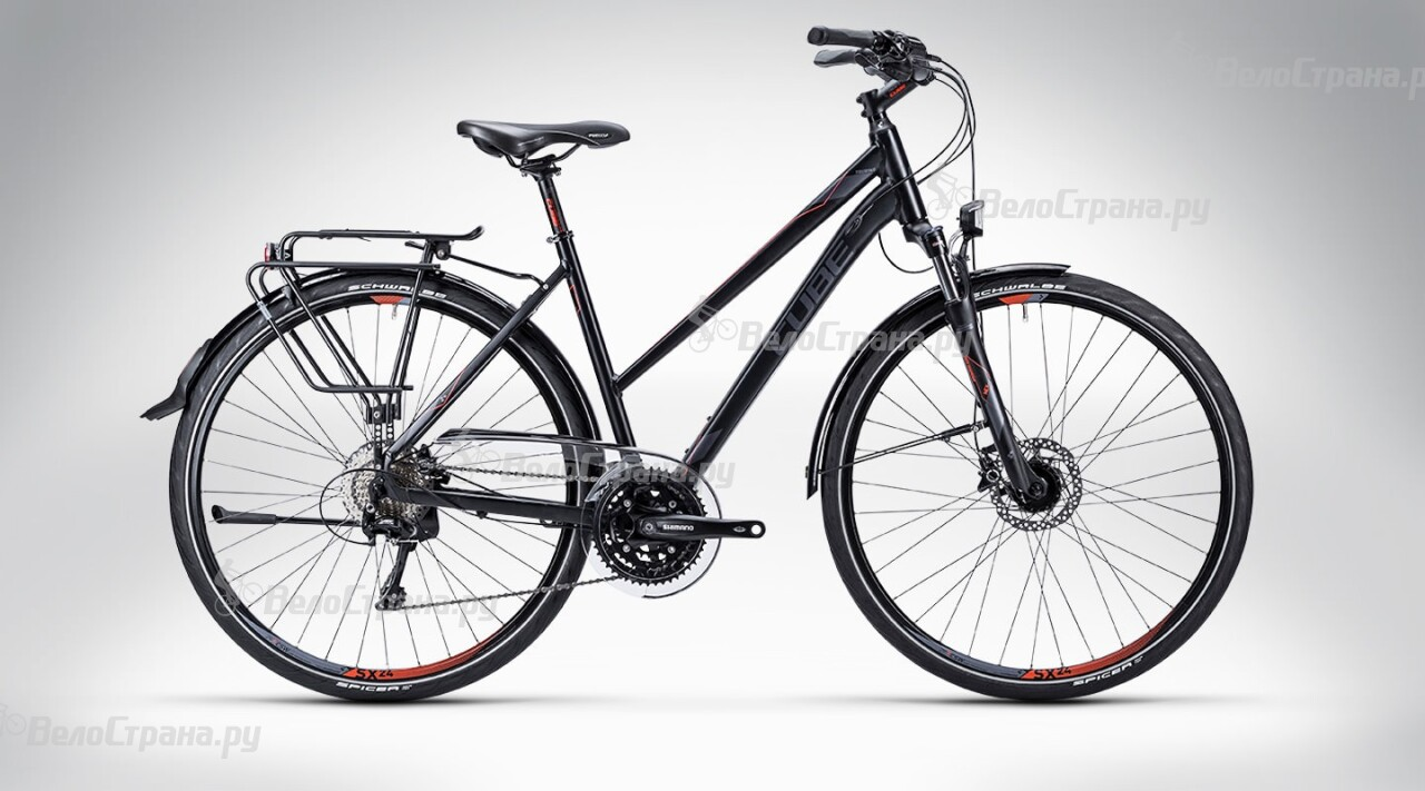 велосипед sl road 2015 купить Велосипед Cube Touring SL (2015)