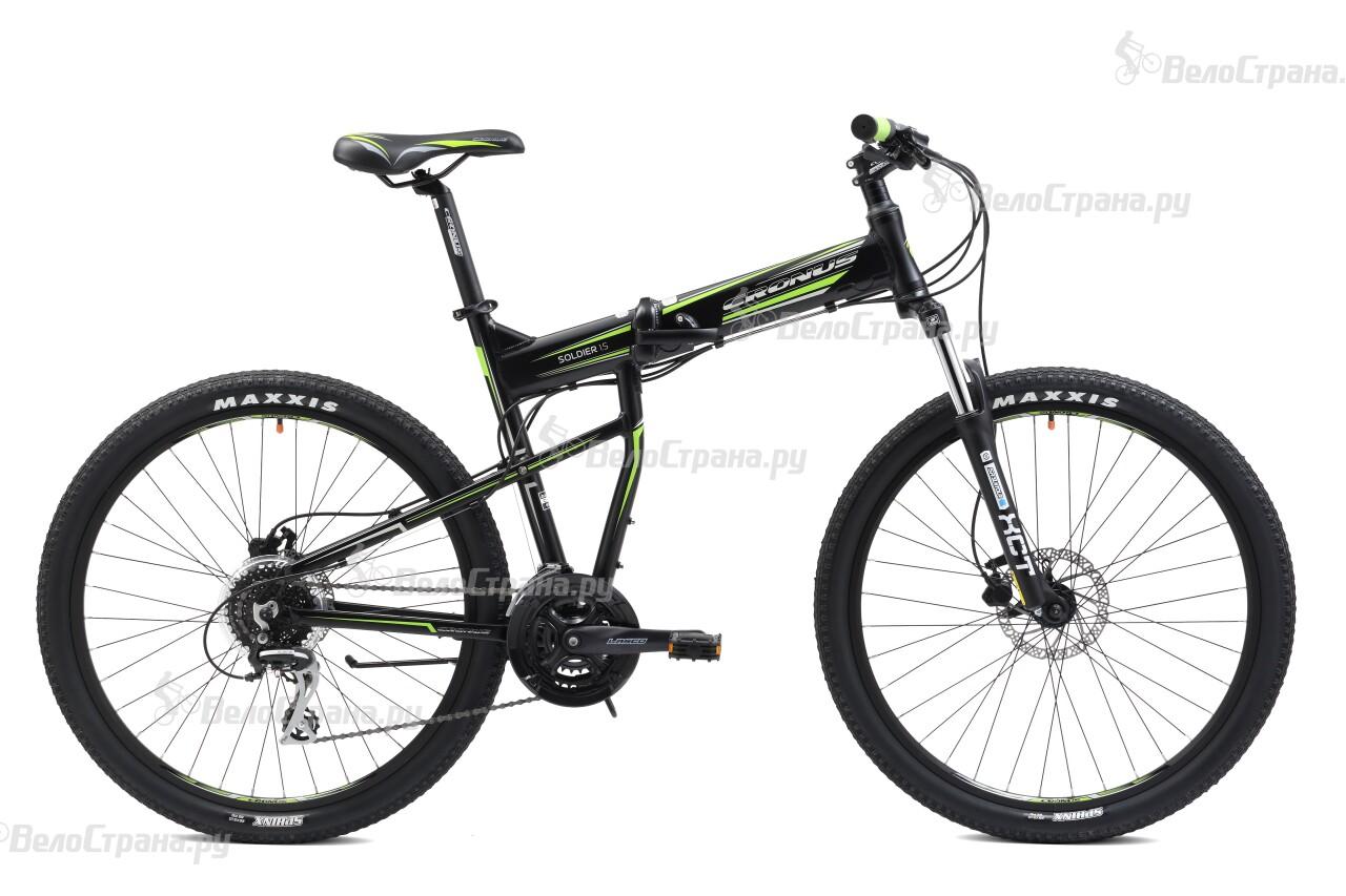 Велосипед Cronus SOLDIER 1.5 26 (2016)