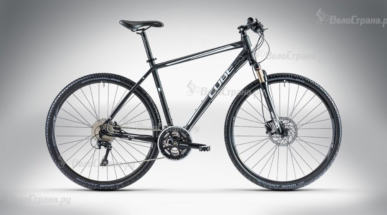 Велосипед Cube Cross Pro (2014)