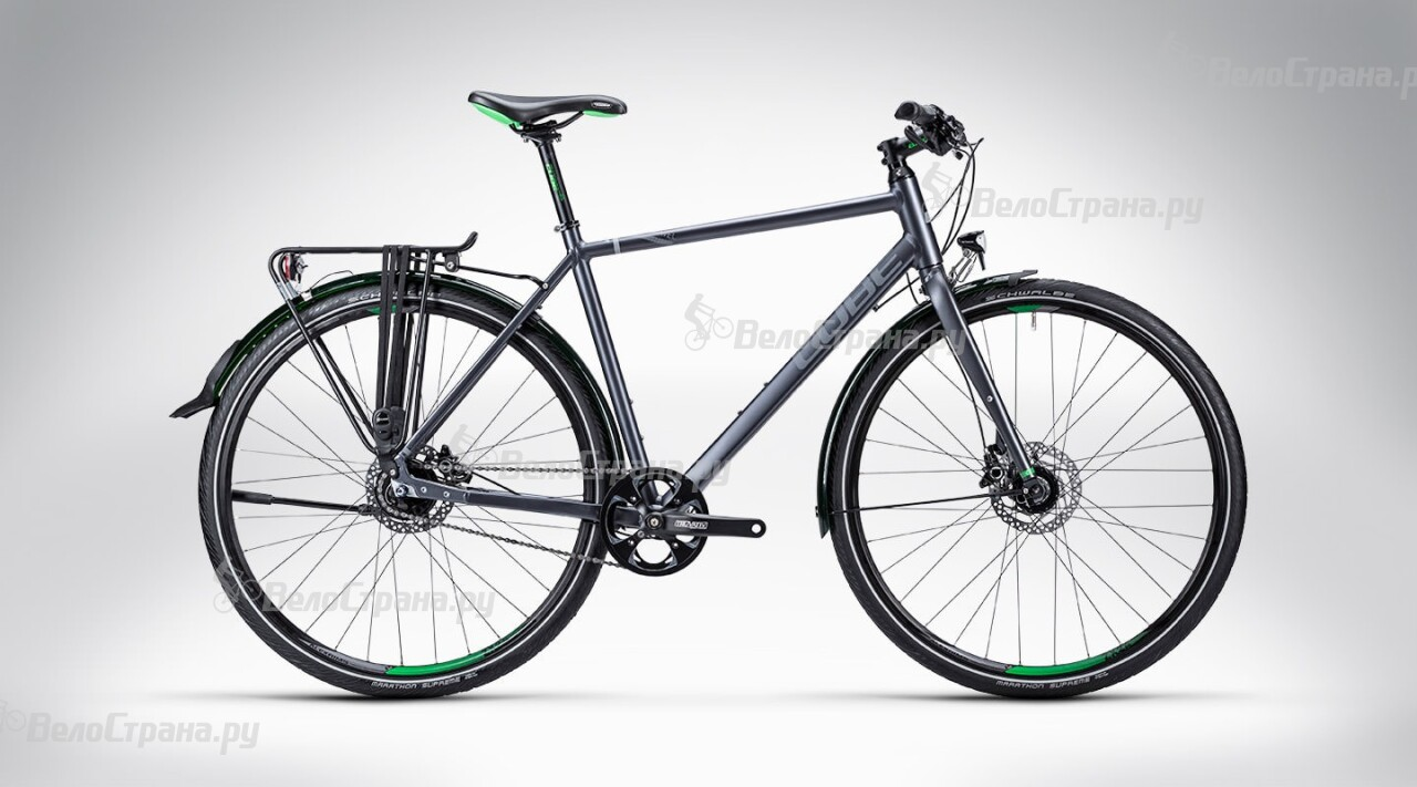 Велосипед Cube Travel SL RF (2015)