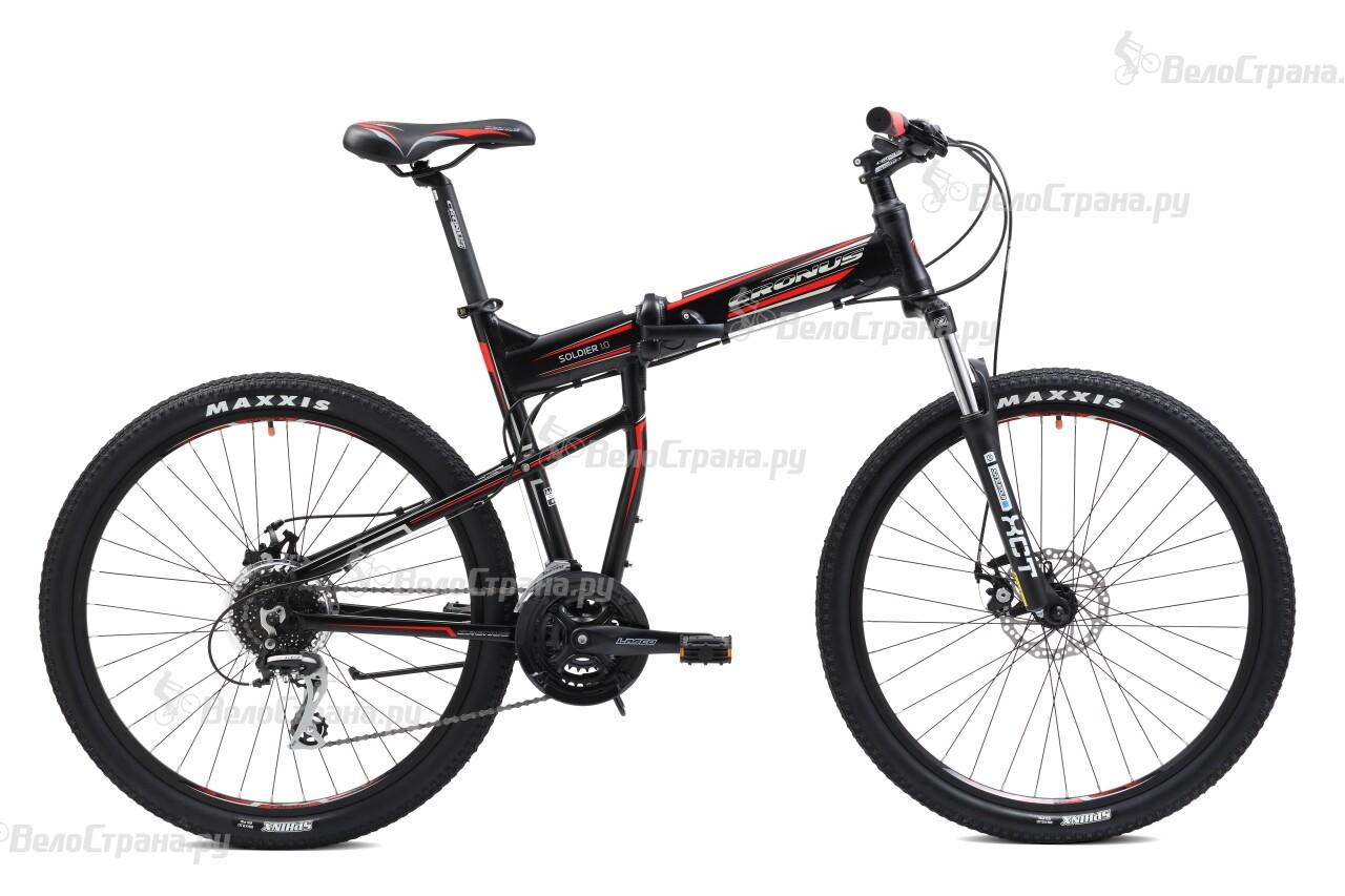 Велосипед Cronus SOILDER 1.0 26 (2016)