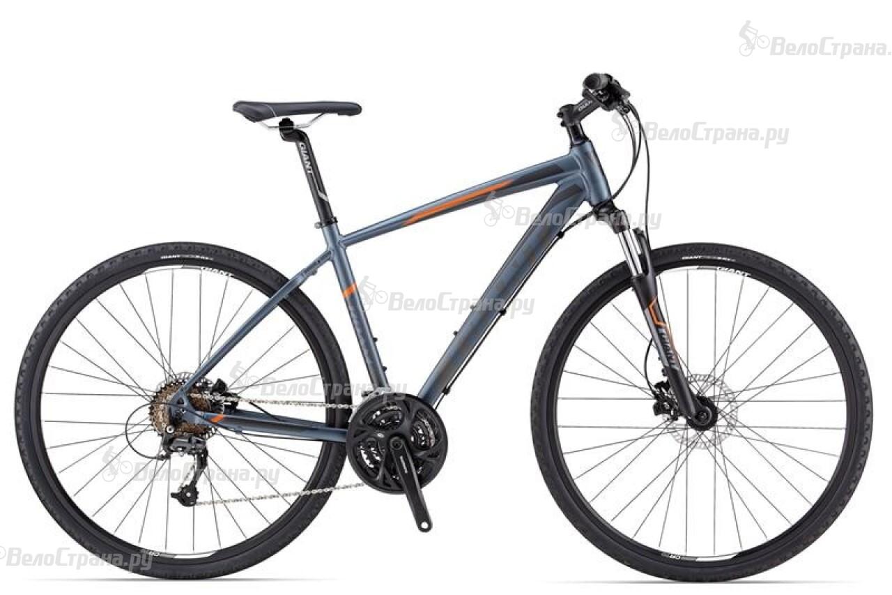 Велосипед Giant Roam 2 Disc (2014) forward terra 2 0 disc 16 2014 white black