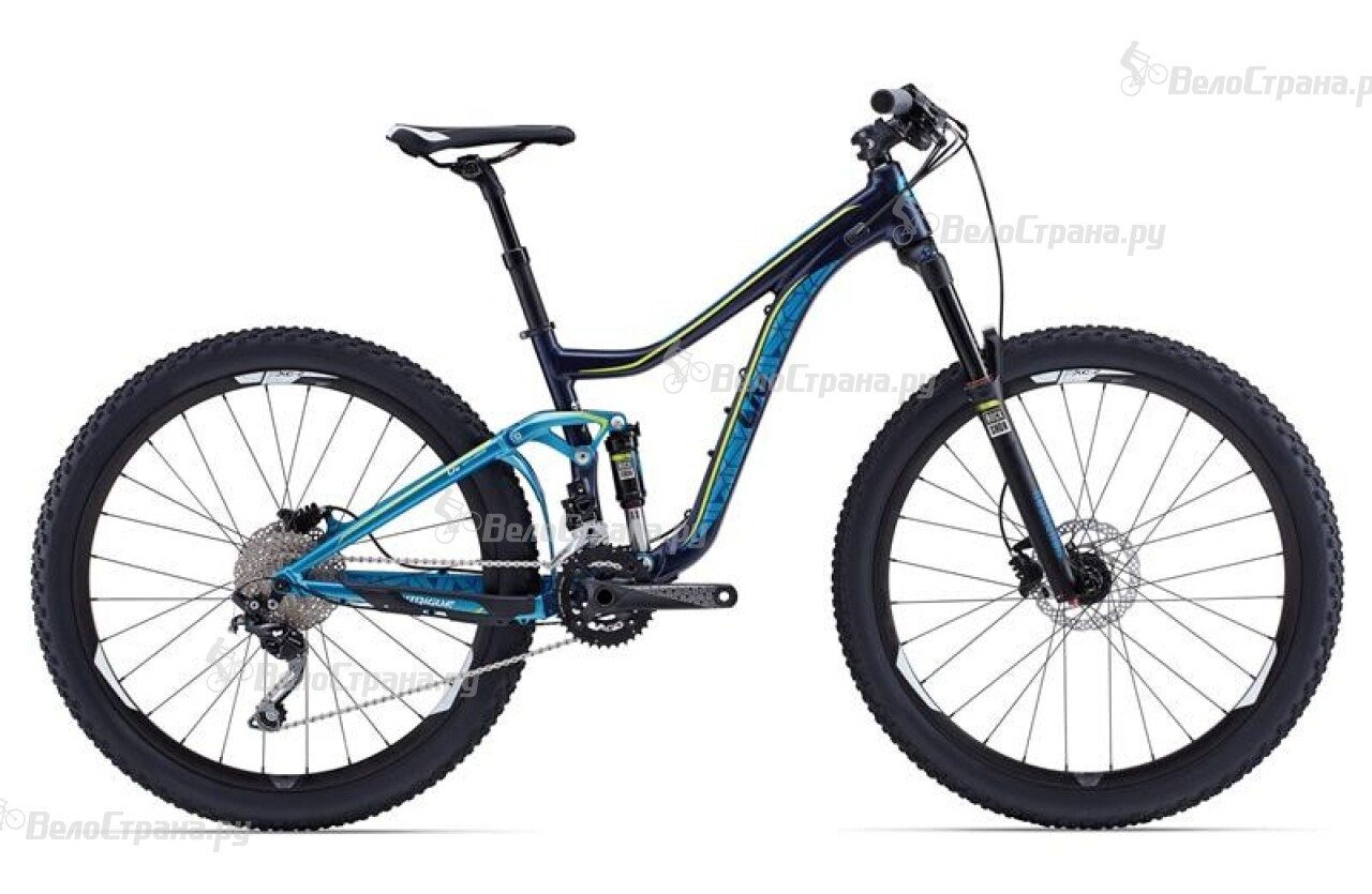 Велосипед Giant Intrigue 27.5 2 (2015) giant intrigue 1 2016 black