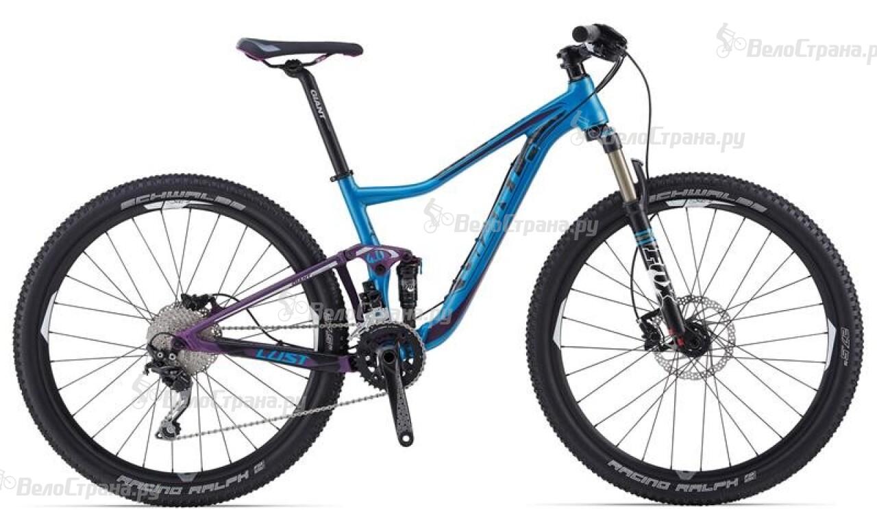 Велосипед Giant Lust 27.5 2 (2014)
