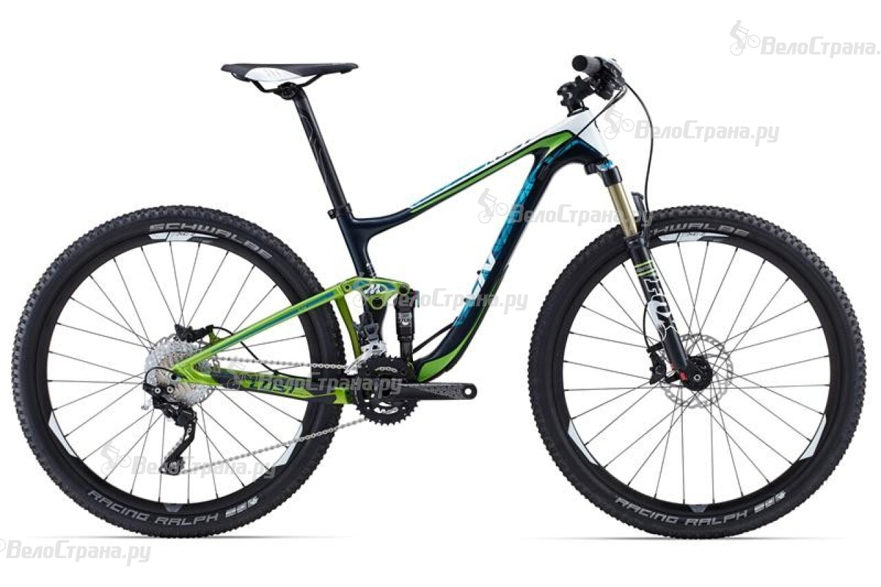 Велосипед Giant Lust Advanced 27.5 2 (2015)