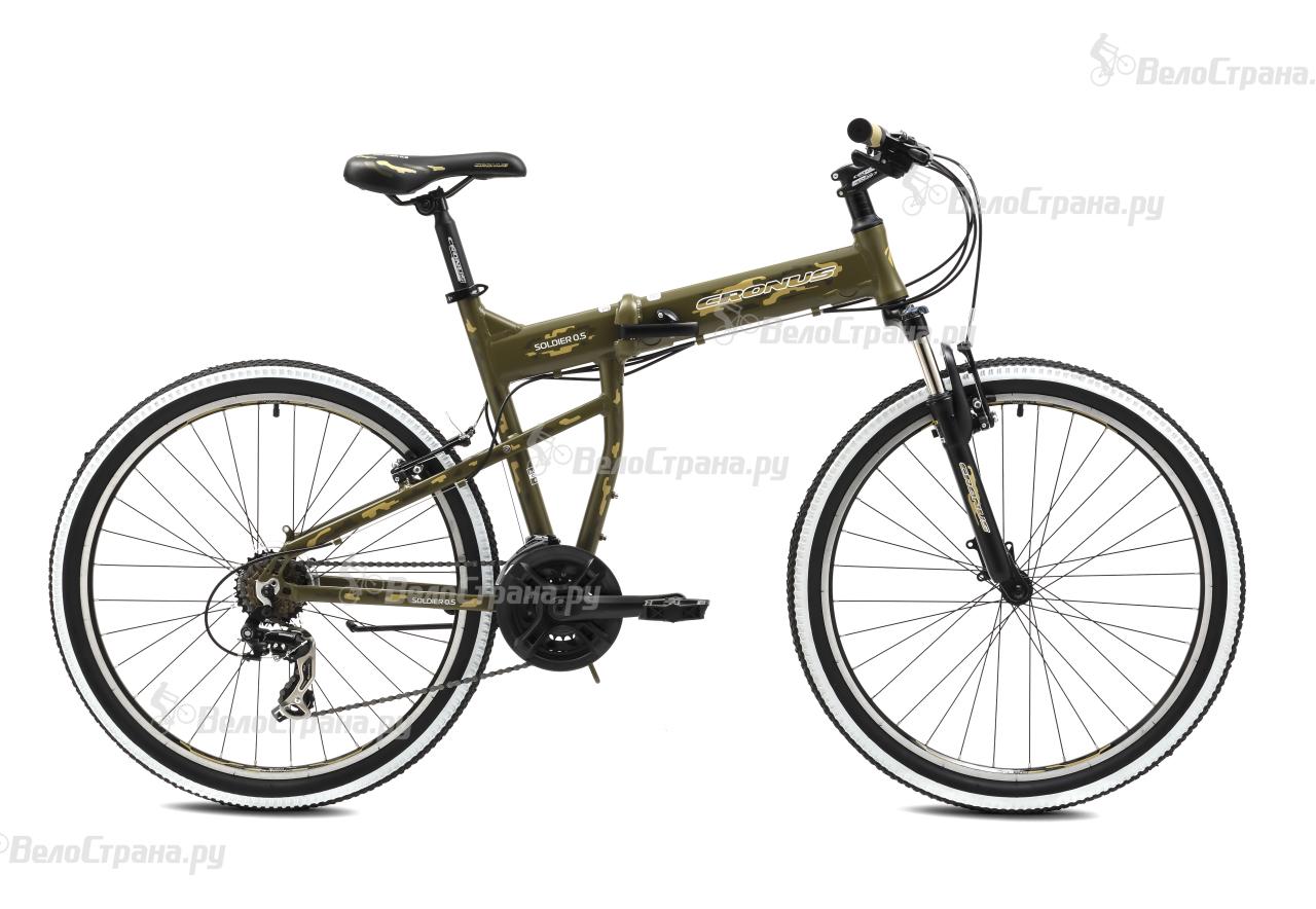 Велосипед Cronus SOLDIER 0.5 26 (2016)