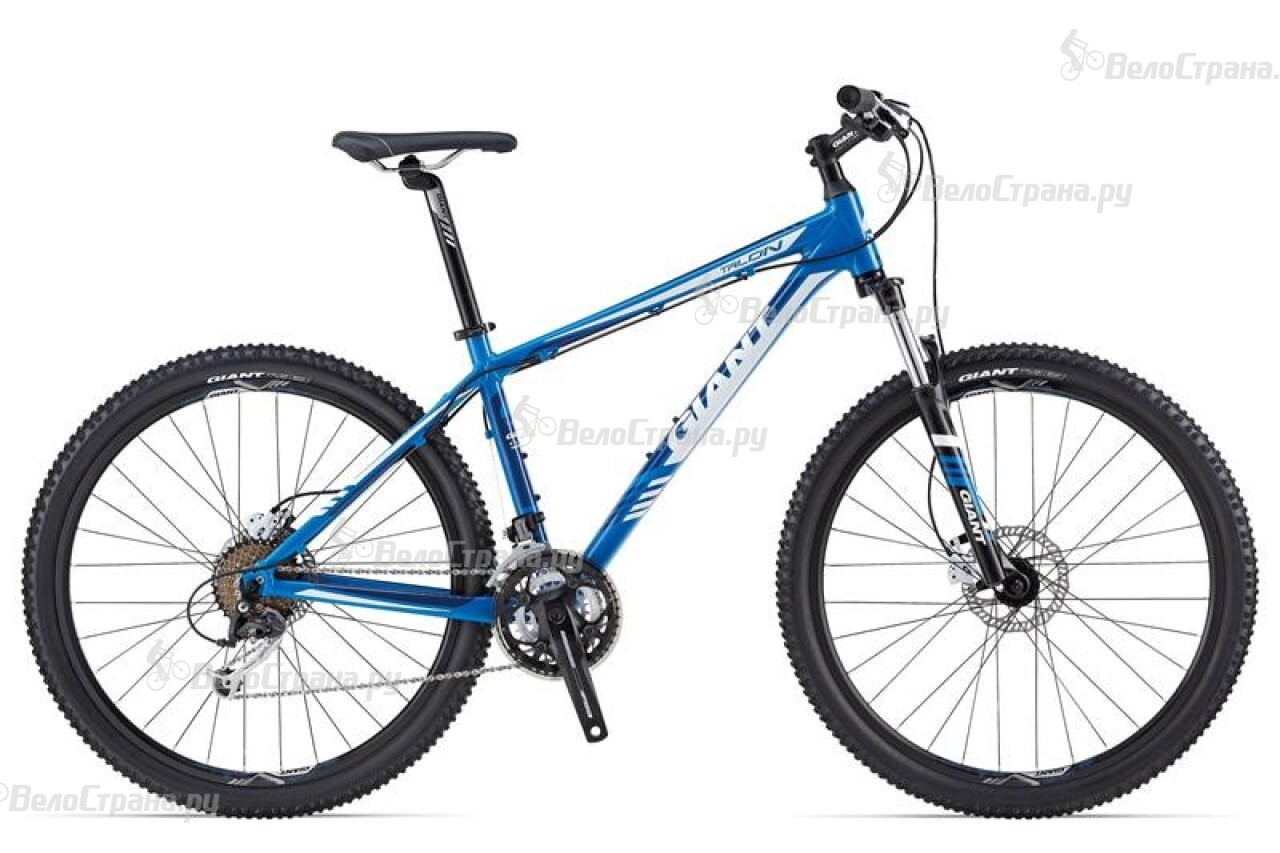 Велосипед Giant Talon 27.5 4 (2014)