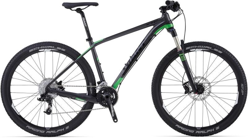 Купить Горный велосипед Giant XtC 27.5 1 (2014)