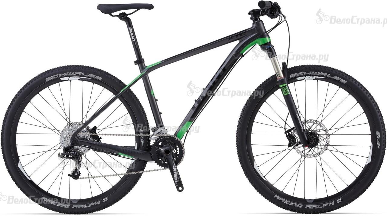 Велосипед Giant XtC 27.5 1 (2014) велосипед giant xtc 7 2014
