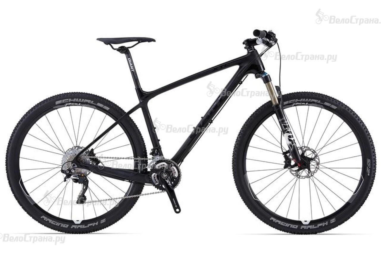 Велосипед Giant XtC Advanced 27.5 2 (2014) giant xtc 27 5 0 team 2014