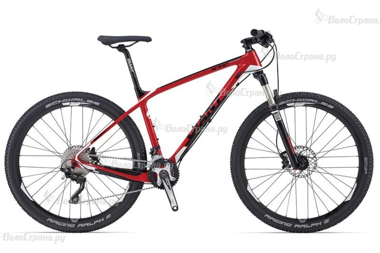 Велосипед Giant XtC Advanced 27.5 3 (2014) цена
