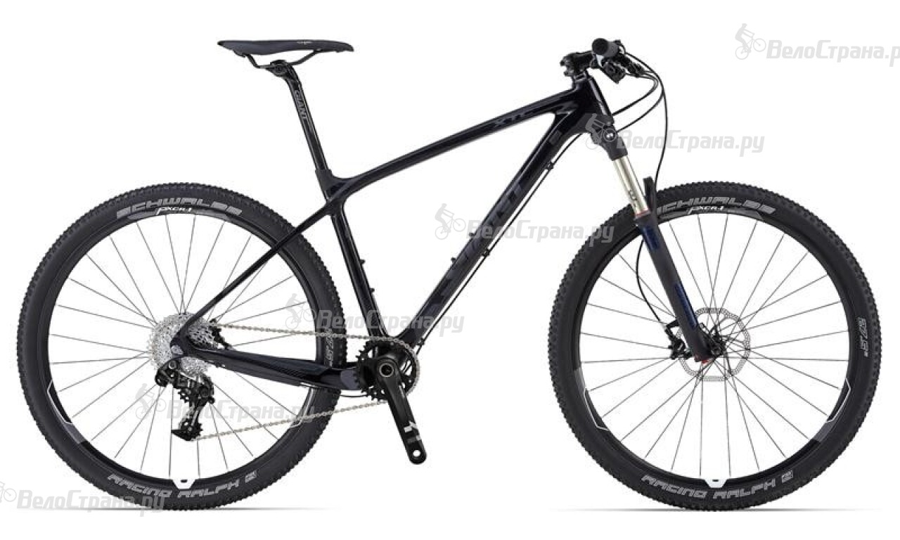 Велосипед Giant XtC Advanced 27.5 1 (2014) giant xtc advanced 27 5 2 2016