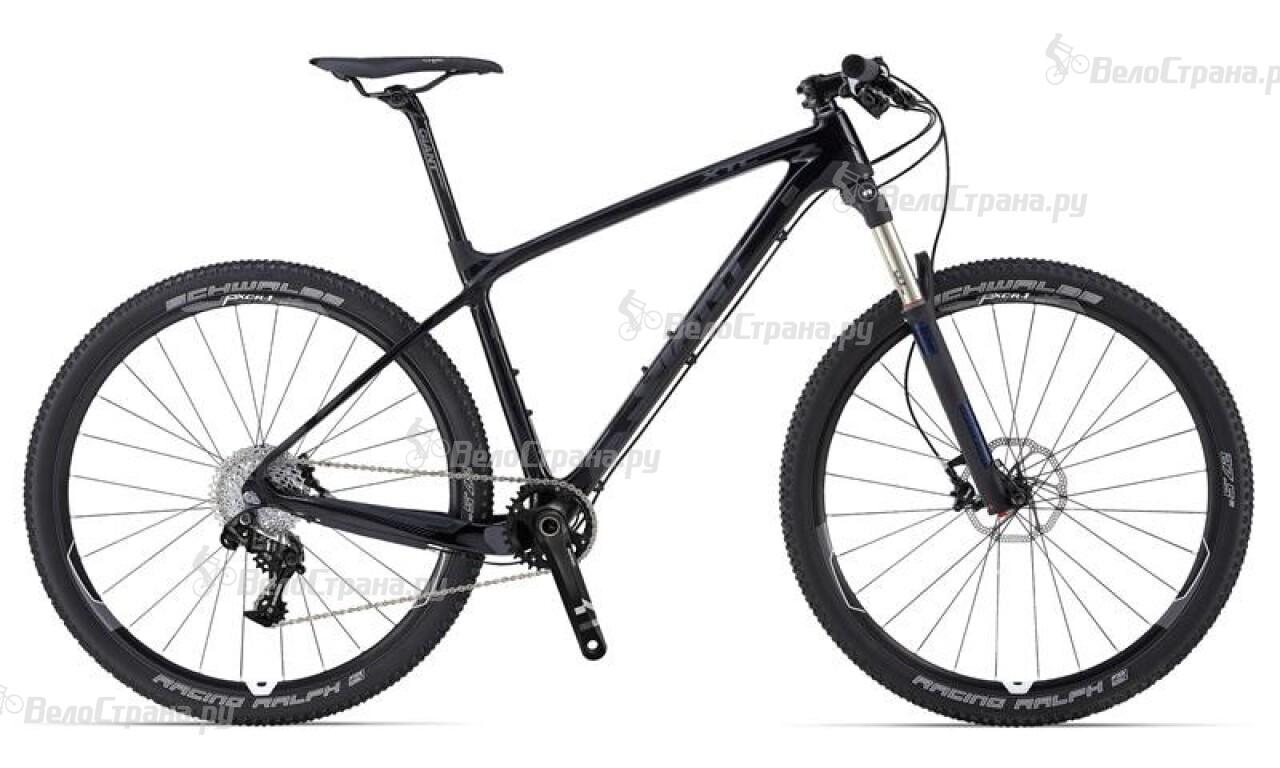 Велосипед Giant XtC Advanced 27.5 1 (2014) giant xtc 27 5 0 team 2014