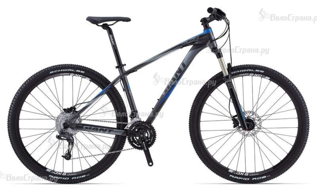 Велосипед Giant Talon 29er 1 (2014) велосипед giant talon 29er 1 2015