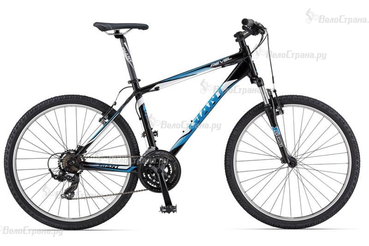 Велосипед Giant Revel 3 (2014)