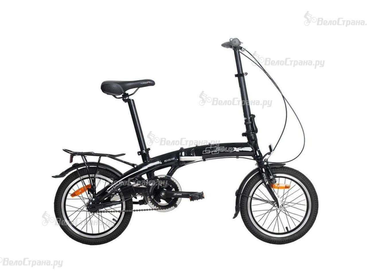 Велосипед FoldX Revolver (2016) цены онлайн