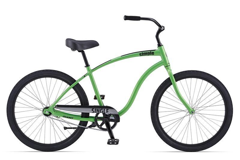 Купить Велосипед круизёр Giant Simple Single (2014)