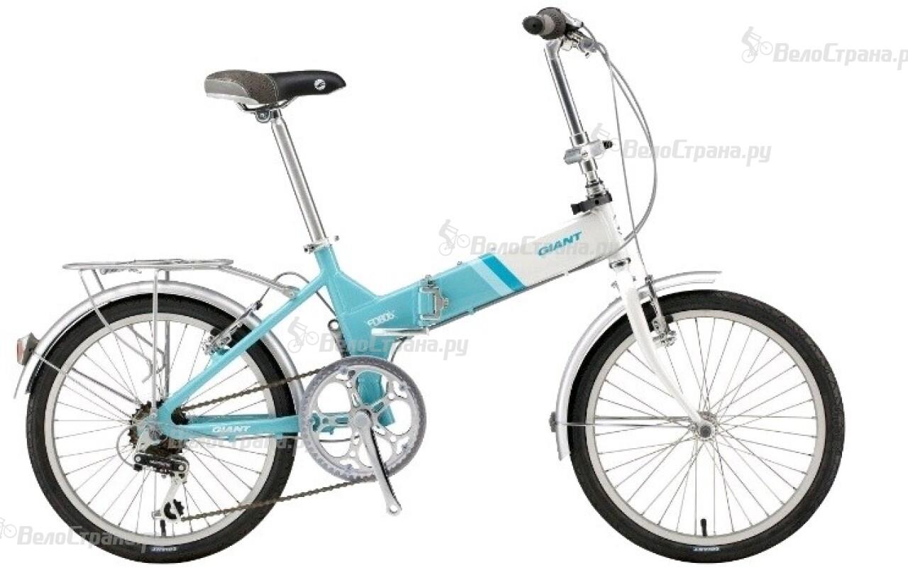 Велосипед Giant FD806 (2014) велосипед giant fd806 2013