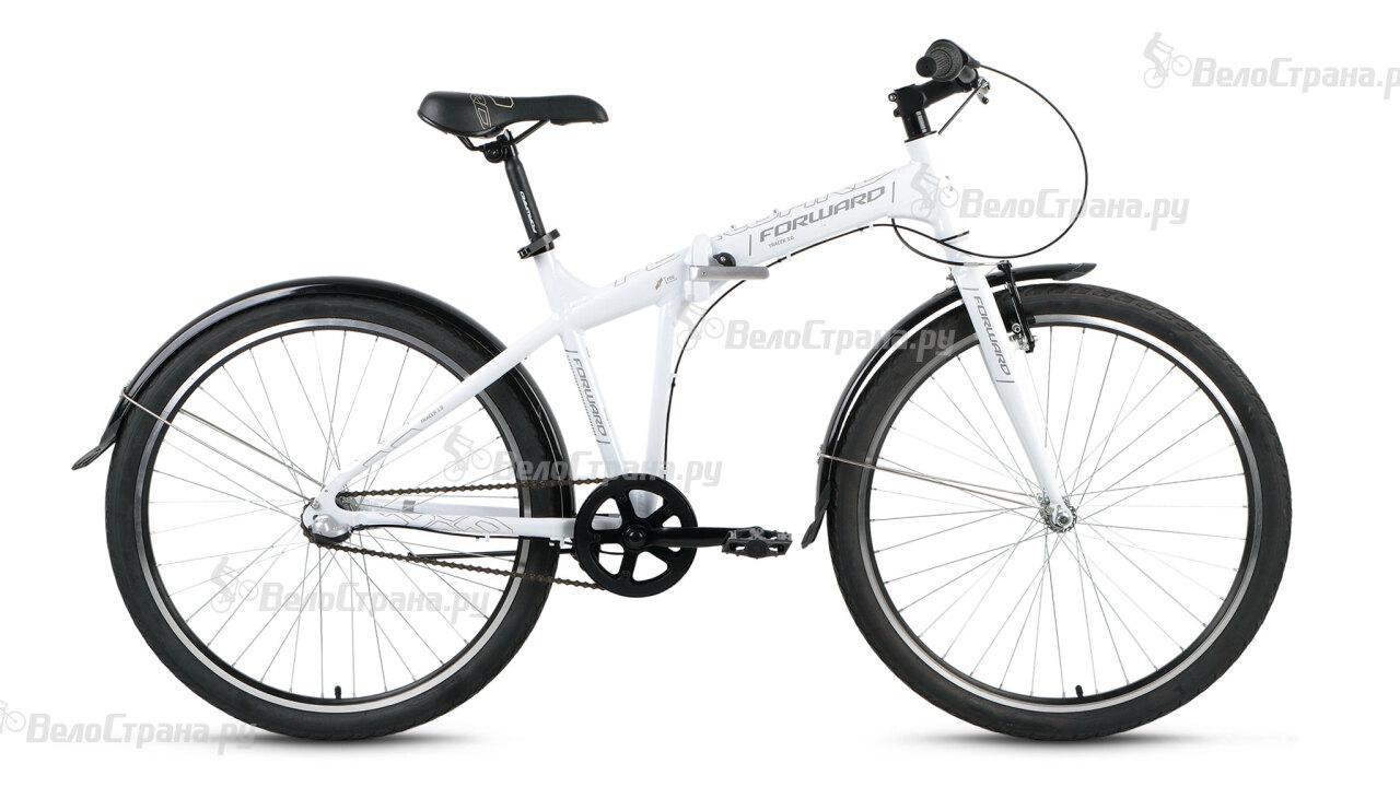 Велосипед Forward Tracer 3.0 (2016) велосипед forward terra 1 0 2016 18 navy white