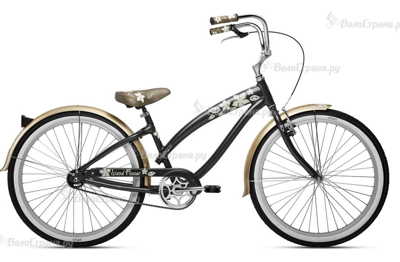 Велосипед Nirve Island Flower (2015) велосипед для пригорода blue island 24
