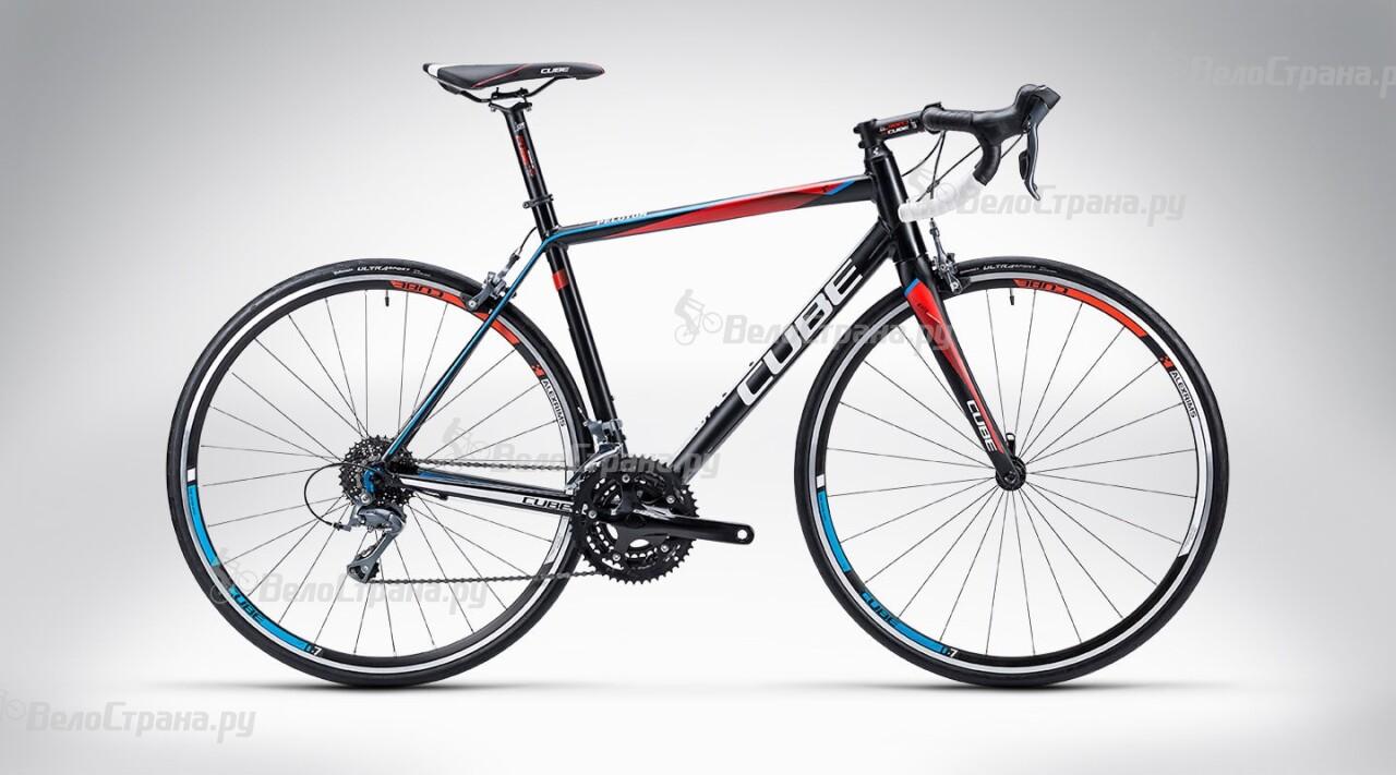 Велосипед Cube Peloton (2015) велосипед stark peloton 2016