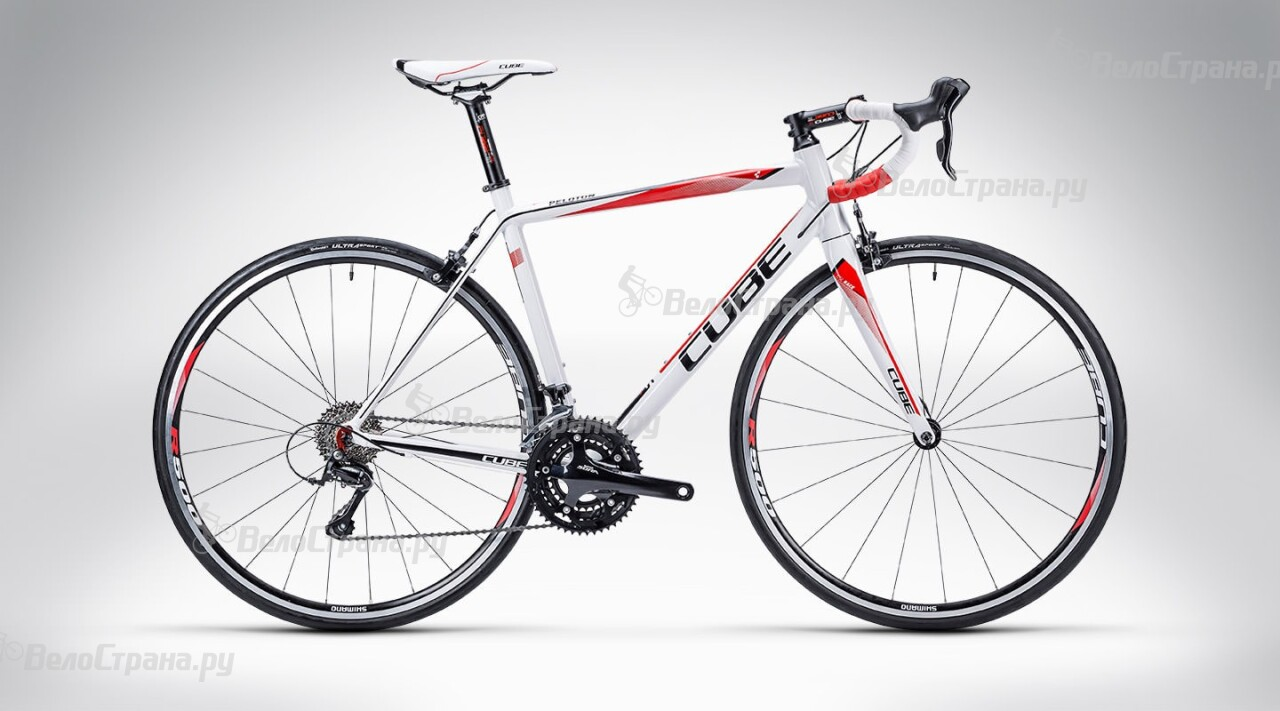 Велосипед Cube Peloton Pro (2015) велосипед cube aerium hpa pro 2016