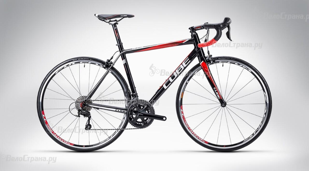 Велосипед Cube Peloton Race (2015)  велосипед stark peloton 2016