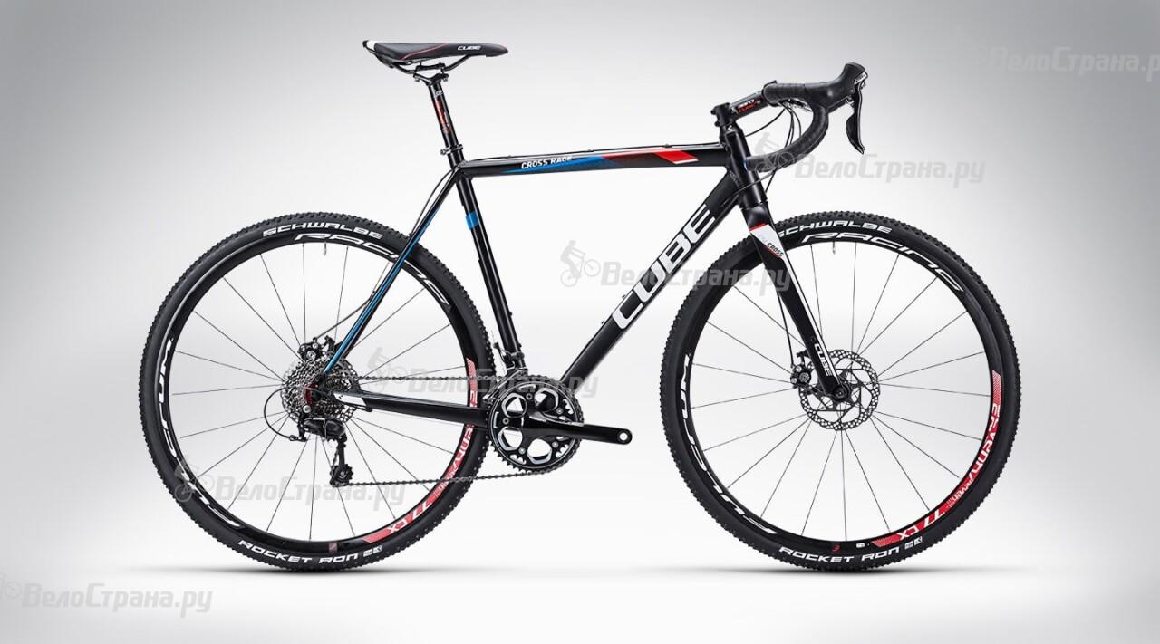 Велосипед Cube Cross Race Disc (2015) cross cross 350105wg