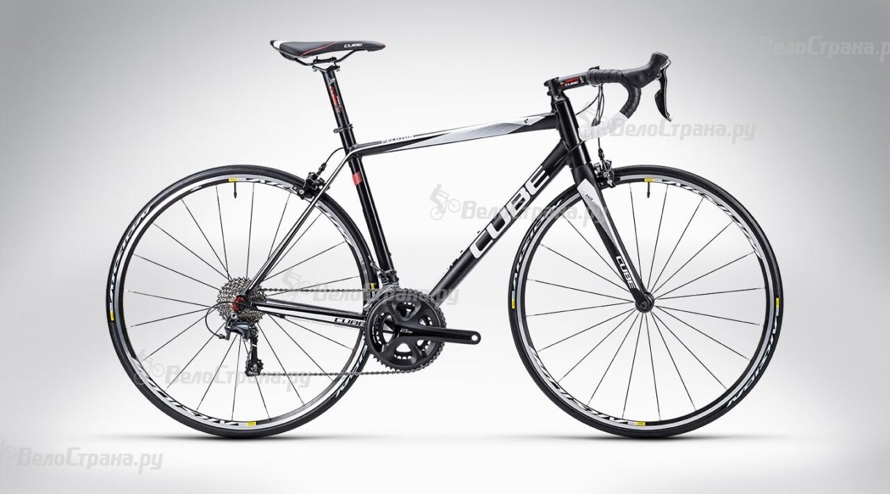 Велосипед Cube Peloton SL (2015)  велосипед stark peloton 2016