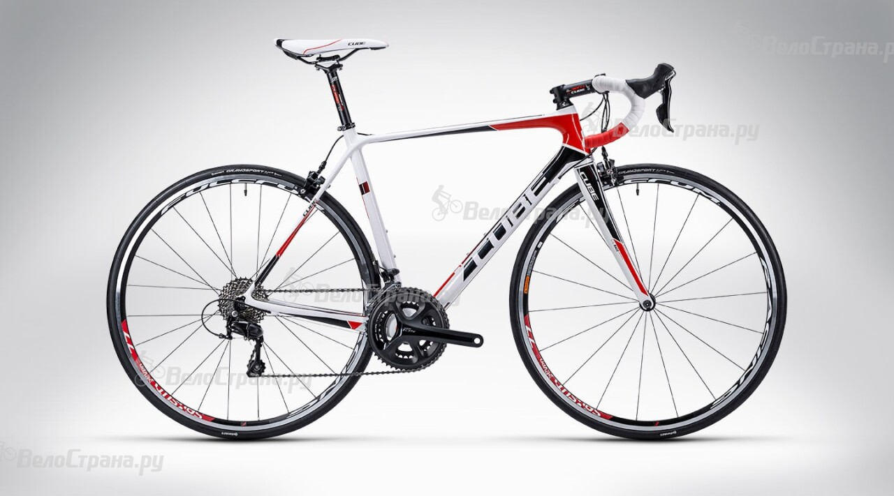 Велосипед Cube Agree GTC Pro (2015)
