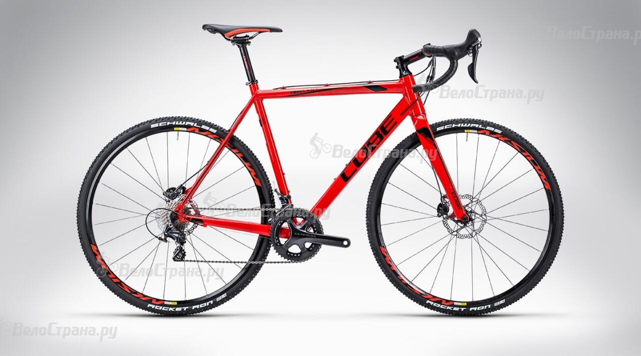 Велосипед Cube Cross Race Disc Pro (2015) велосипед cube cross race slt 2017