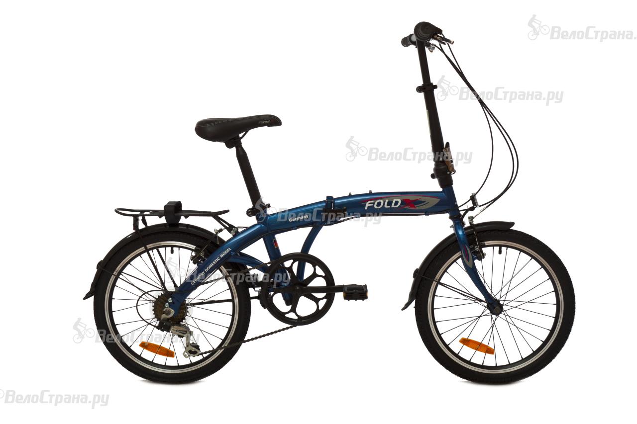 Велосипед FoldX Twist (2016)