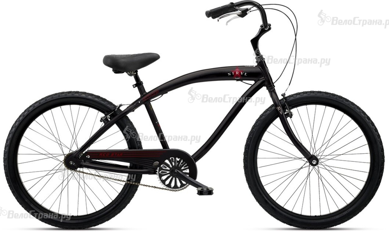 Велосипед Nirve Red Star (2015)
