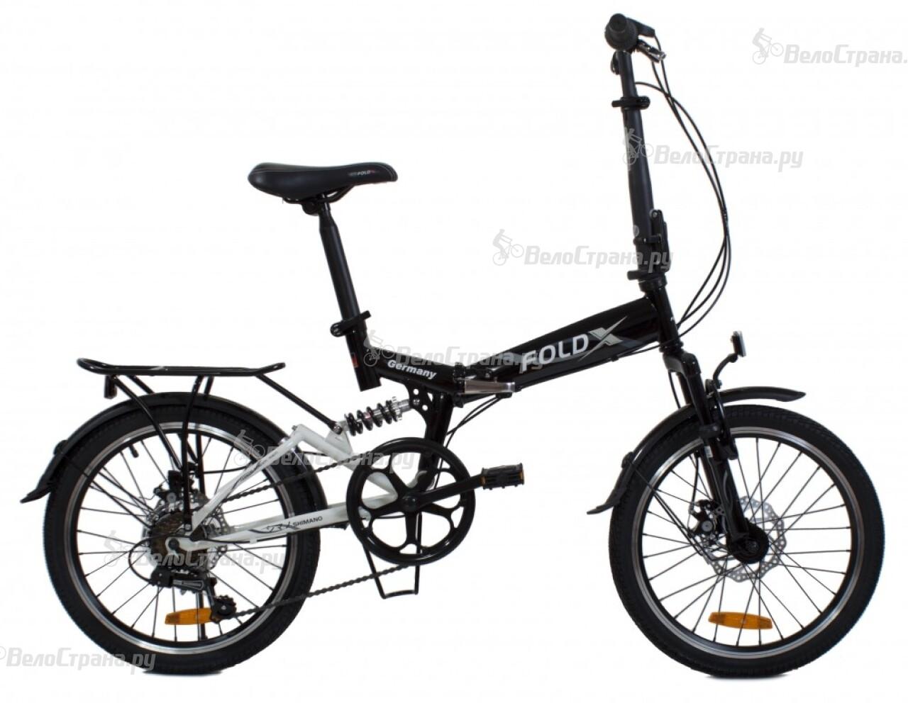 Велосипед FoldX Tokyo (2016) велосипед bearbike tokyo