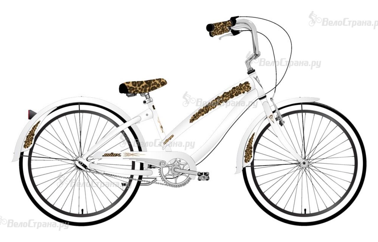 Велосипед Nirve Minx 3sp (2014) kam led minx