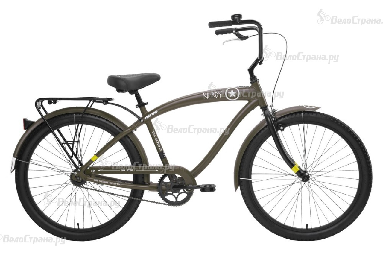 Велосипед Nirve Kilroy 3sp (2014)